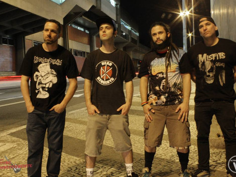 Cabeça Pilhada apresenta novo guitarrista no Sexta's Underground