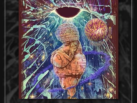 Em disco de estreia, Vênus Negra mostra  Stoner Rock com atmosfera cósmica