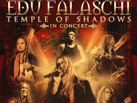 """Edu Falaschi: Concurso revelará novos talentos na """"Temple of Shadows In Concert Tour"""""""