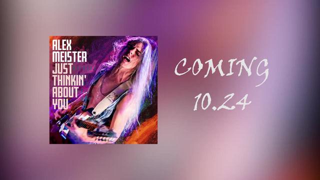 Alex Meister lançará video clipe.