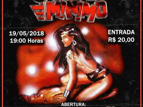 Salário Mínimo no Mineiro Rock Bar