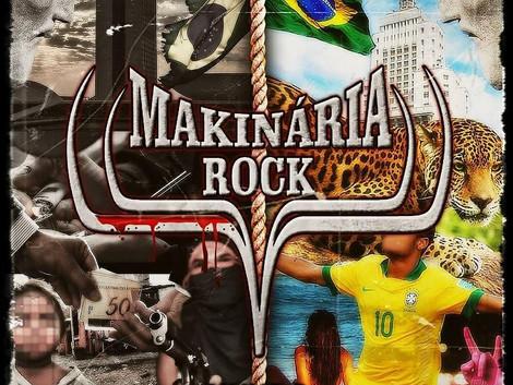 Makinária Rock lança novo CD