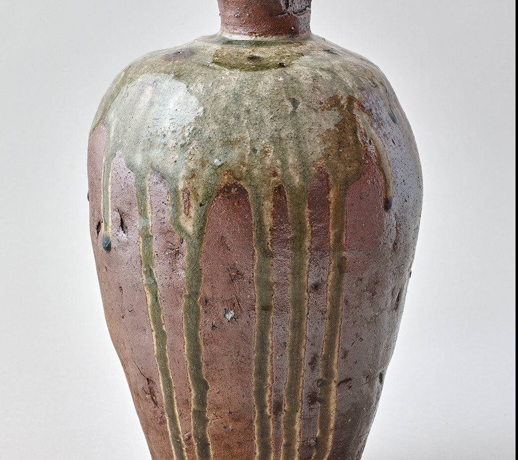 "Stoneware ""Heishi"""