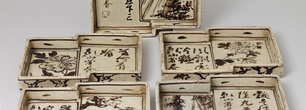 Second Generation Kenzan Plates