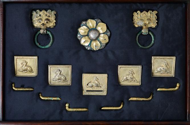Treasure Box Bottom Tray