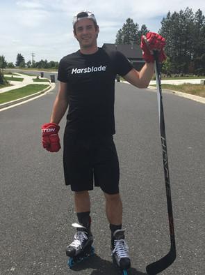 Derek Ryan #33 Carolina Hurricanes