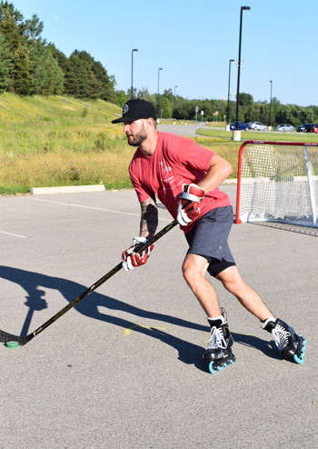 Tyler Randell #11                        Ottawa Senators Organization