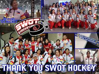 Pilipinas Women's Ice Hockey