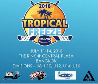2018 Tropical Freeze tournament