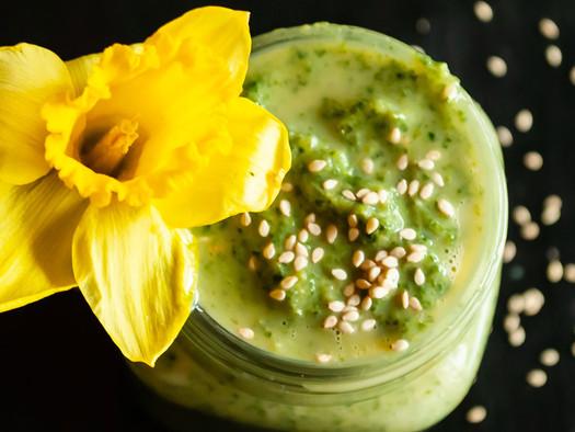 Rezept: Grünkohl-Smoothie - die grüne Vitaminbombe