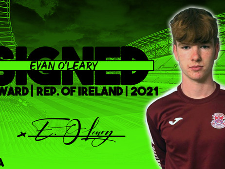 Welcome: Evan O'Leary