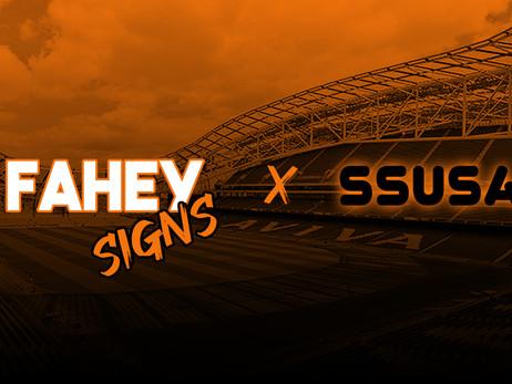 Welcome: Reece Fahey