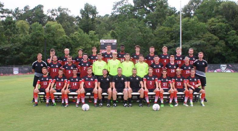 William Carey University Men's Soccer 2016