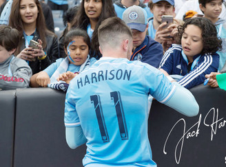 Blog #4 | The Jack Harrison Story...