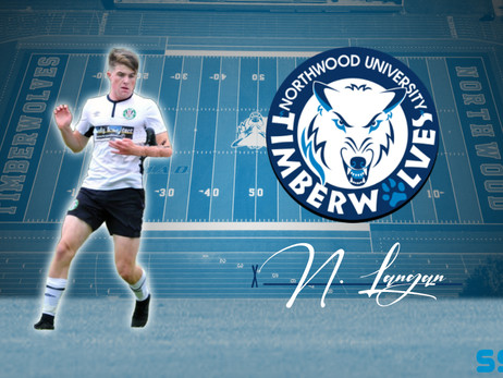Langan Pens Deal with Timberwolves!