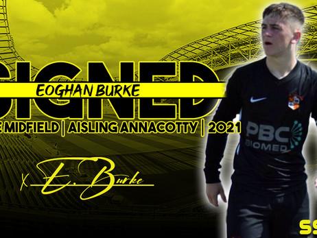 Welcome: Eoghan Burke