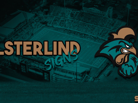 Alsterlind Commits to #5 Coastal Carolina!