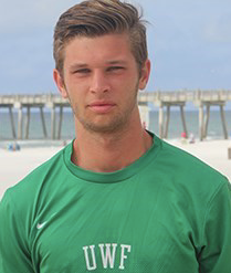 Austin Zelnik, 6'3, Miami, Florida.