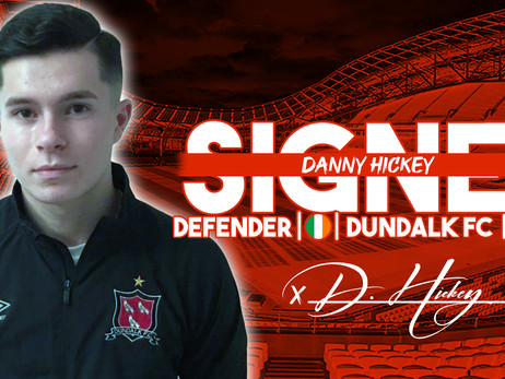 Welcome: Danny Hickey