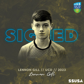 Welcome: Lennon GIll