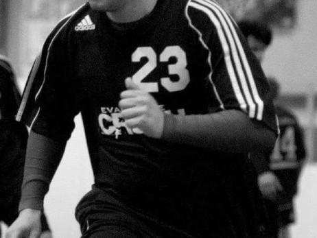 US Scholarship to Indoor Pro: Adem Ali