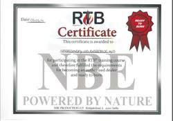 RTB certifikat