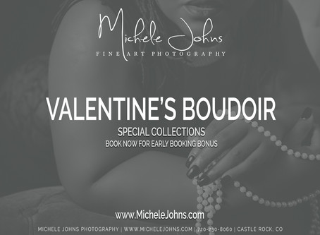 Why choose a Boudoir Photo Shoot for Valentine's Day