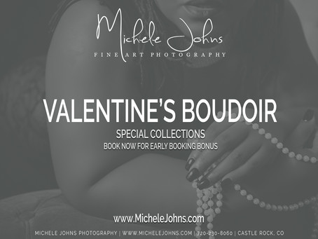 Why choose a Boudoir Photo Shoot forValentine'sDay