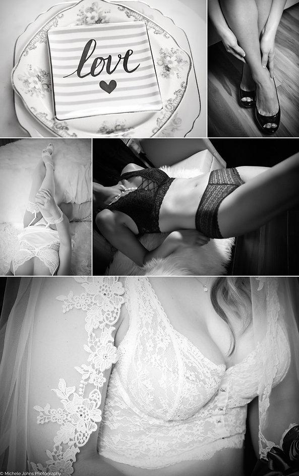 Bridal Boudoir Anniversary Boudoir Color