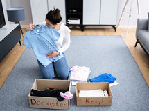The Many Benefits of Decluttering