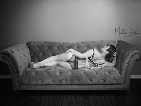 9 reasons why you should do the boudoir photo shoot