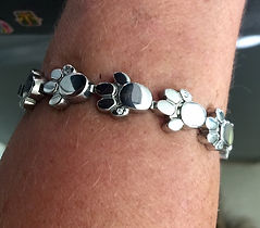 Armband Pfote Magnetschmuck