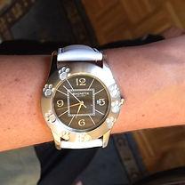 Armbanduhr Pfote