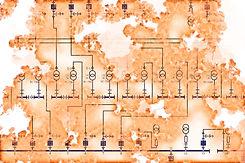Vieux schéma électrique