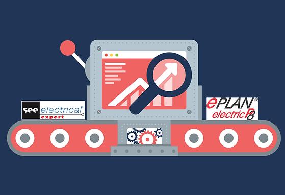 convertir SEE Electrical Expert vers Eplan P8