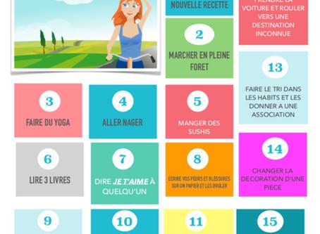 15 choses à faire en mars