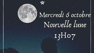 Nouvelle lune ce mercredi 6 octobre : prêt pour votre chèque d'abondance ?