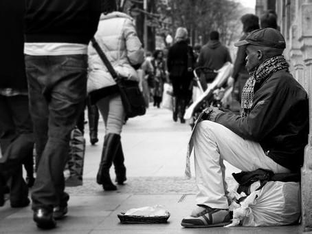 Histoire inspirante du mendiant aveugle