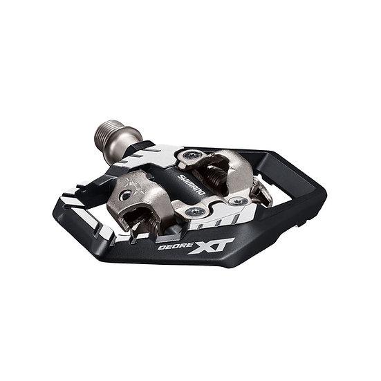 Shimano (M8120) XT SPD Pedal W/ Cleat SM-SH51 פדל שטח