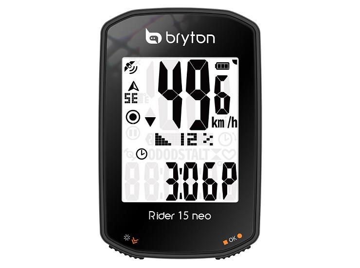 Bryton Rider 15 Neo C מחשבון רכיבה