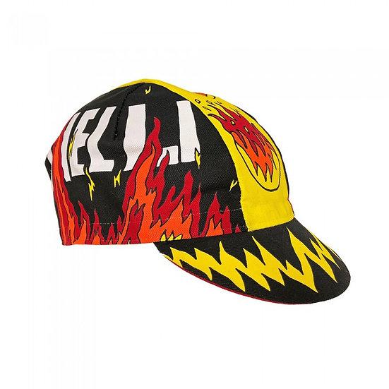ANA BENAROYA 'FIRE' Cap כובע רכיבה