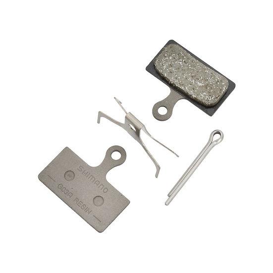 Shimano G03A Resin Pad & Spring W/Split Pin רפידה