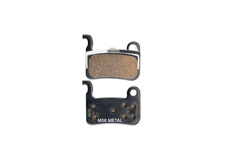 Shimano M06 Metal Pad & Spring For BRM965/800/775/765/585 רפידות
