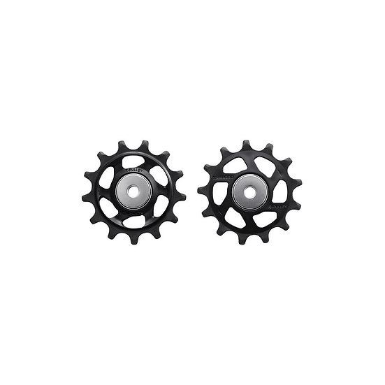 Shimano (RD-M9100) Tension & Guide Pulley Set סט פולים