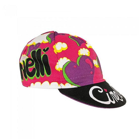 ANA BENAROYA 'HEART' Cap כובע רכיבה