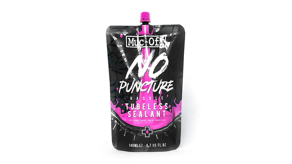 Muc-Off No Puncture Hassle Tubeless Sealant 140ml חומר טיובלס