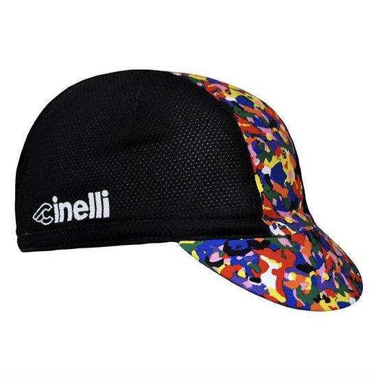 Cinelli Cork Caleido Cap כובע רכיבה