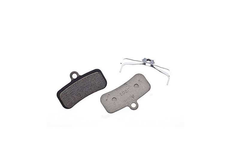 Shimano D01S Resin Pad & Spring For BRM640/810/820 רפידה