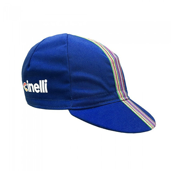 CINELLI CIAO BLUE Cap כובע רכיבה