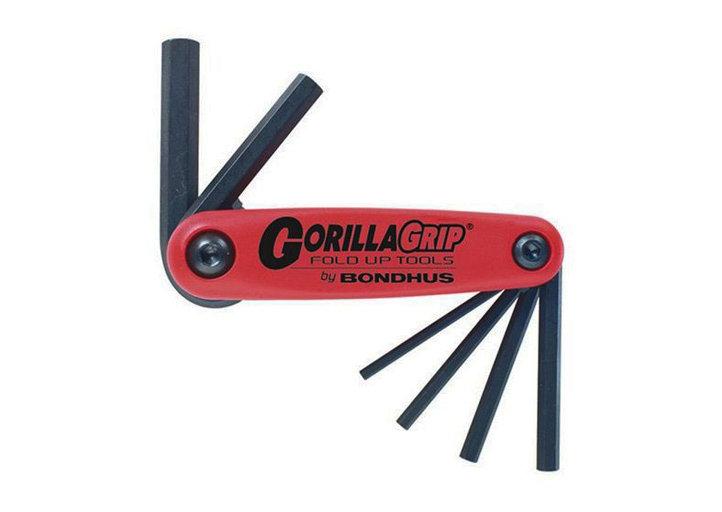 מולטי טול - גורילה מפתחות אלן 2, 2.5, 3, 4, 5, 6, 8 מ״מ